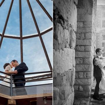 Mariage au château des Condé à Vallery