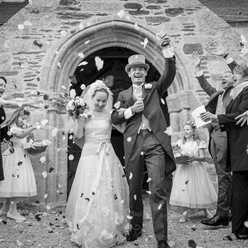 Wedding in Brittany – Mariage au château de Guilguiffin