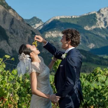 Mariage dans le Vercors