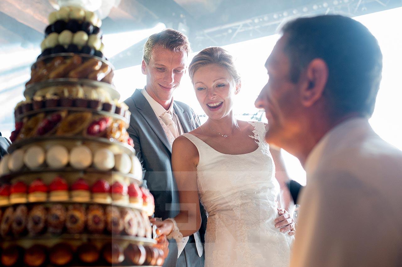 mariage clos vougeot
