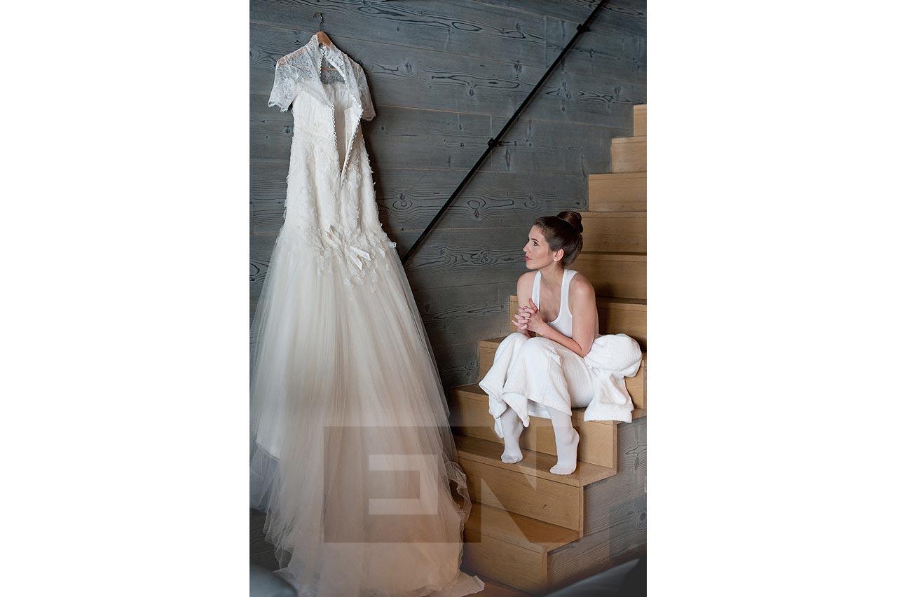 mariage megève