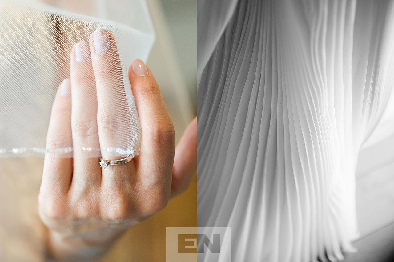 mariage photo de détails